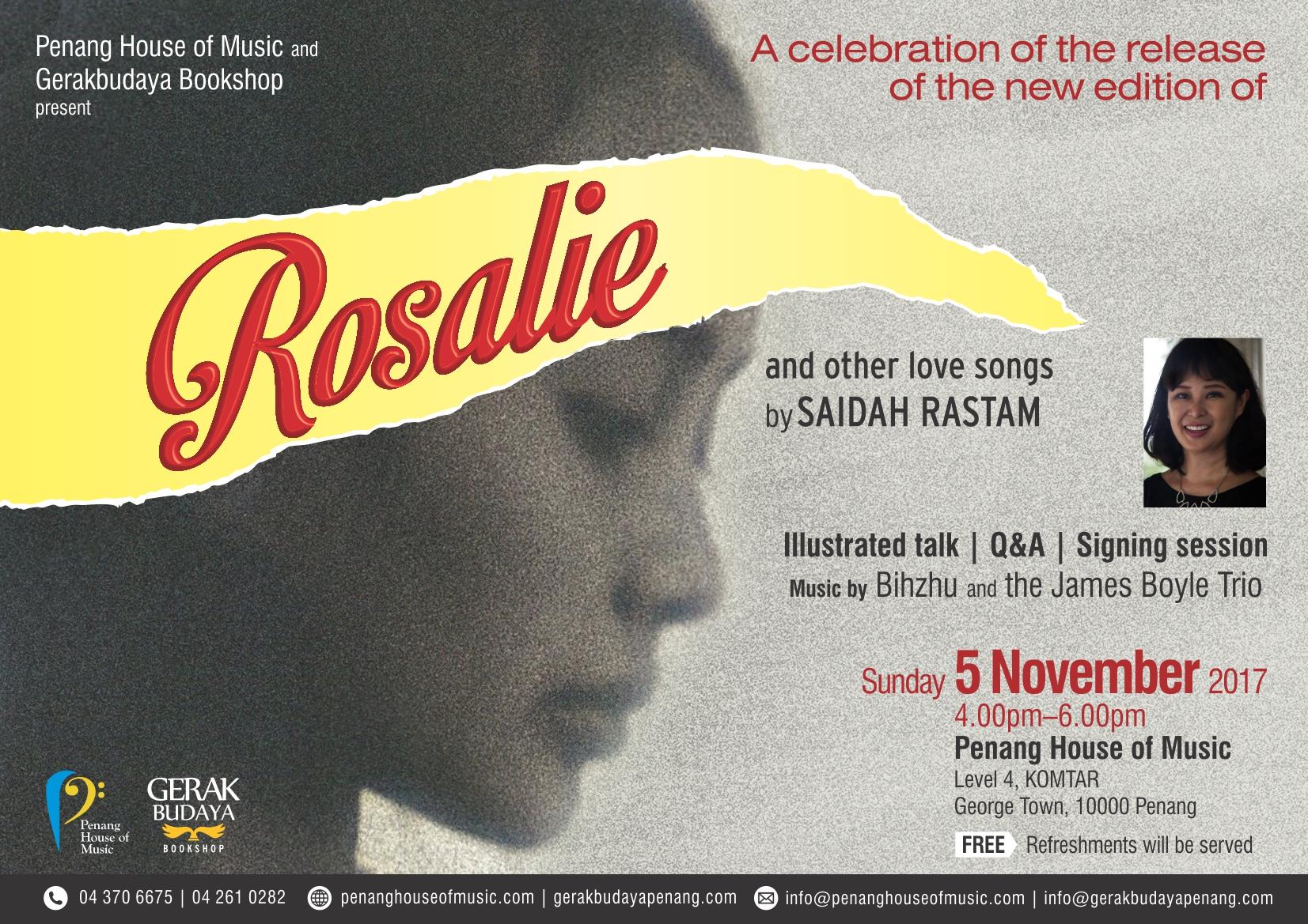 Saidah Rosalie Penang
